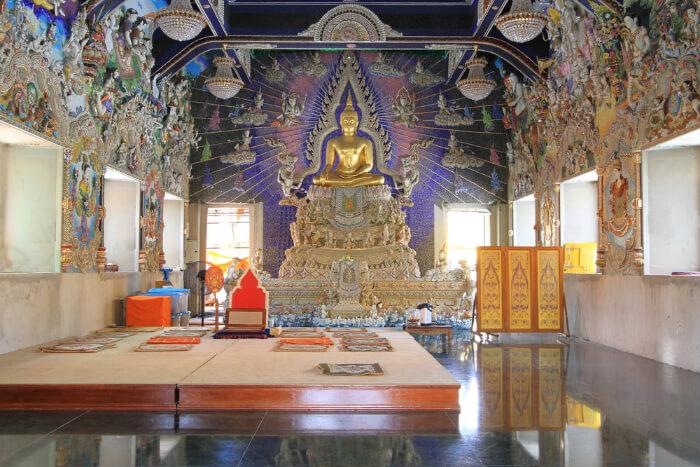 Wat Pariwar in Thailand