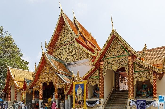 Wat Phra That Doi