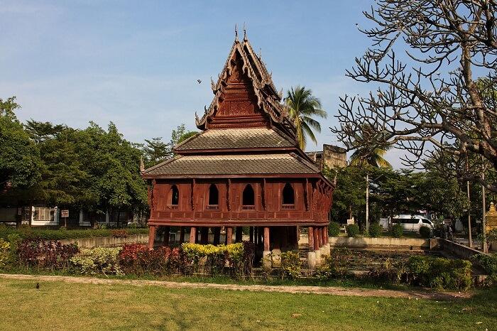 Wat Tung Toomkam Temple