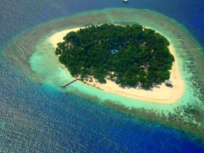 beautiful island