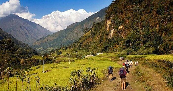 valley trek