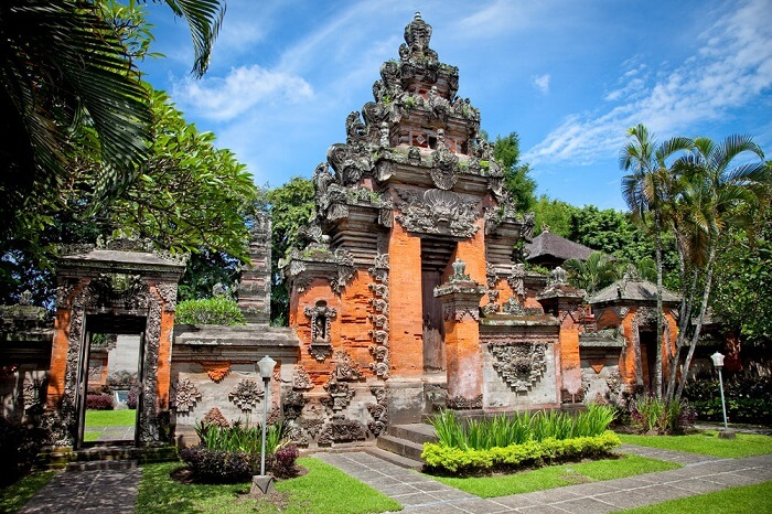 beautiful museum of bali