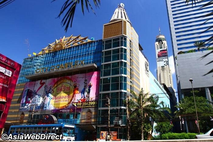 city-complex-bangkok