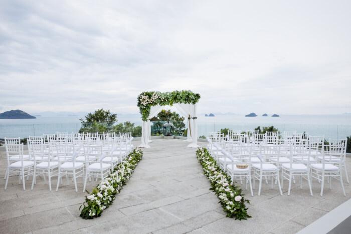 Romantic Thailand Wedding Venues