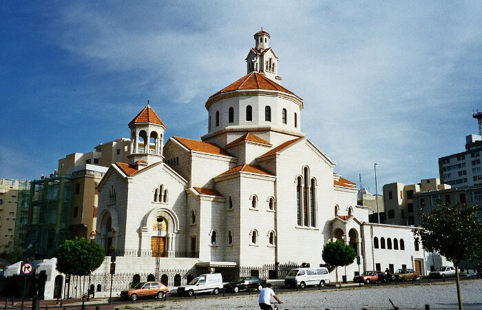 Magnificent and Historical Churches in Beirut