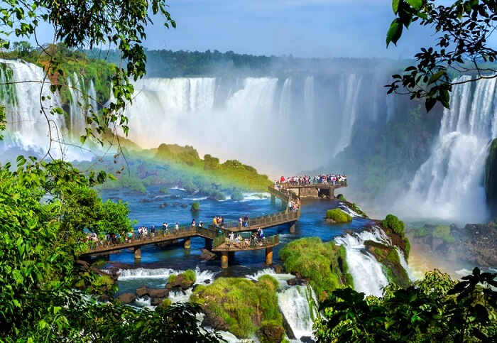 unforgettable holiday in South America