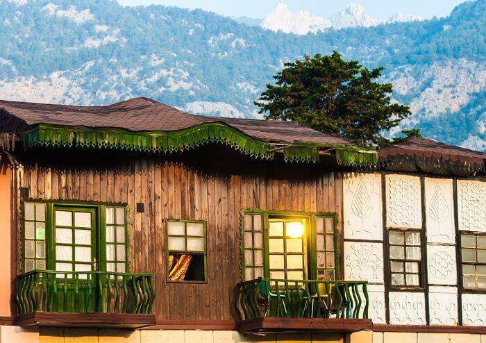 Cottages In Turkey