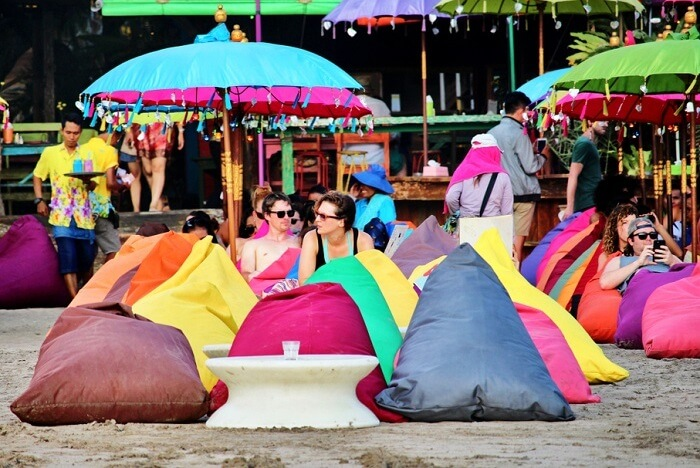 romantic getaway in Bali
