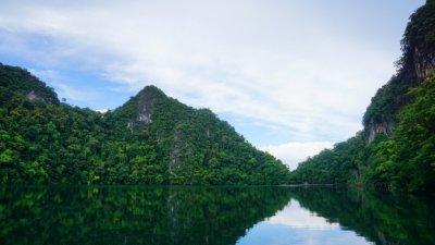 The Beautiful Dayang Island of Johor