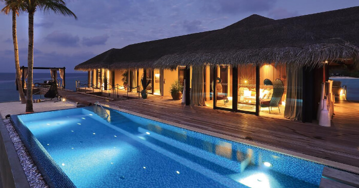 Maldives Villas That Offer Utmost Luxury To Travelers