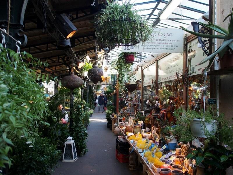 fleurs, market, paris,shopping
