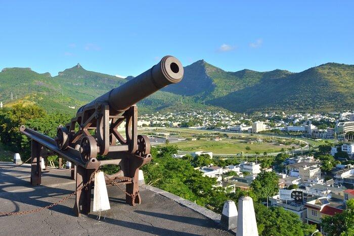 fort citadel mauritius