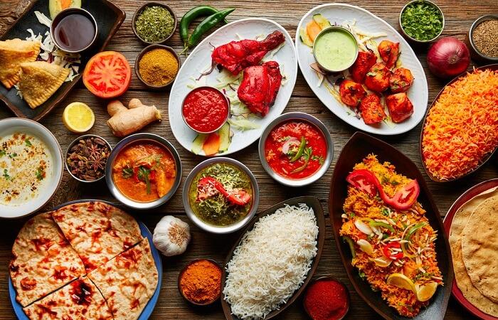 Indian Restaurants In Bhutan
