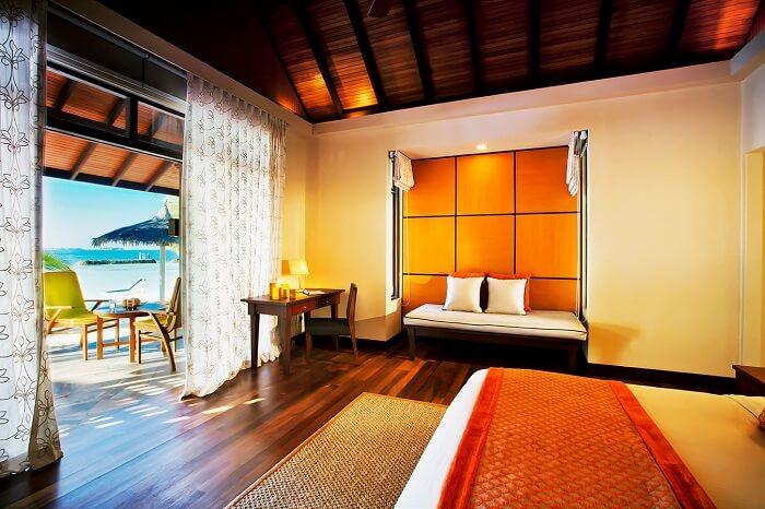 kurumba hotel in Maldives