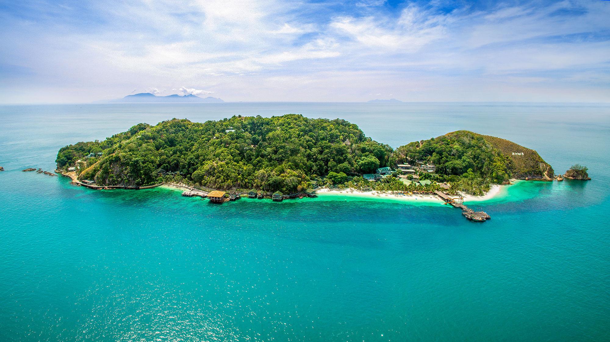 explore the Rawa Island