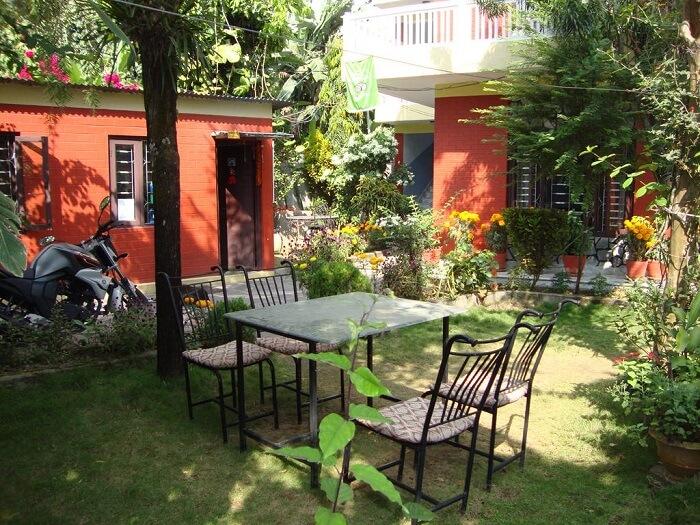 garden new summit guest house