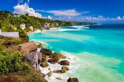 Amazing nusa dua beach