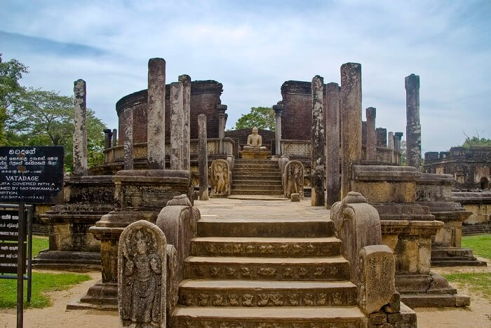 polonnaruwa attraction