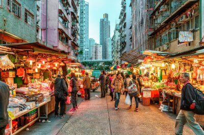must visit place of Mongkok