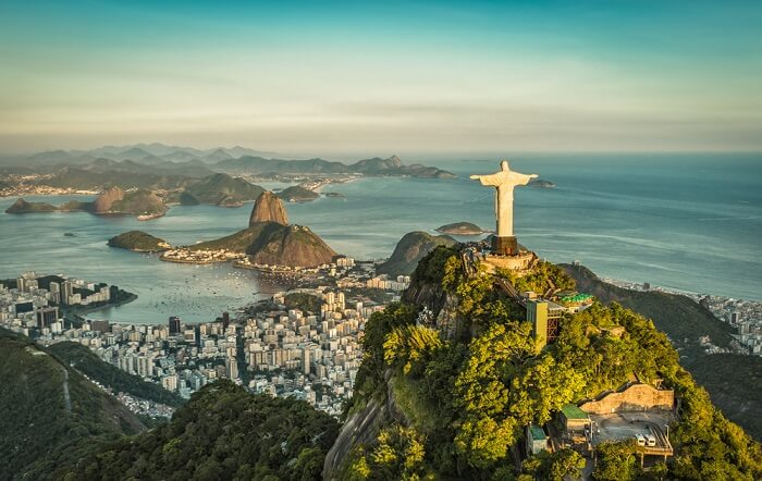 tourist places in brazil