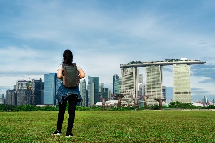 Solo Traveling Singapore