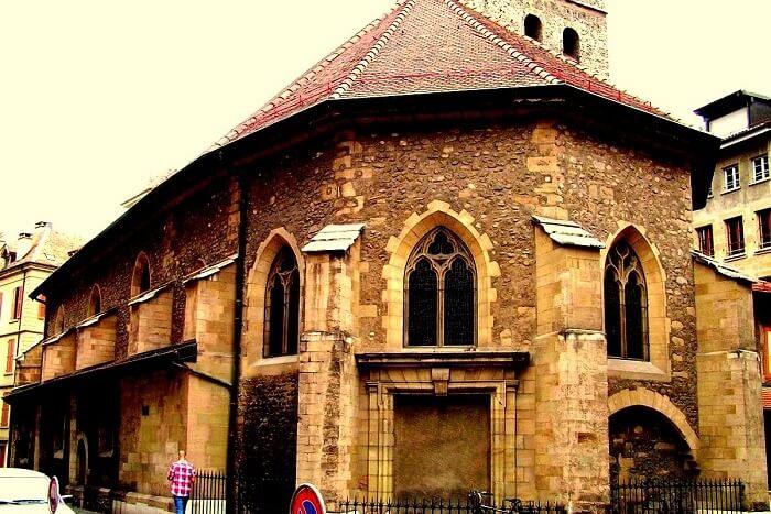 st.German church