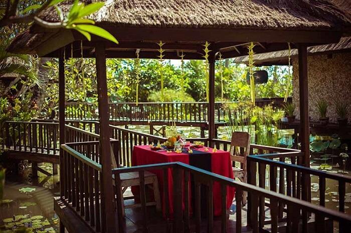 Tugu Hotel is most popular