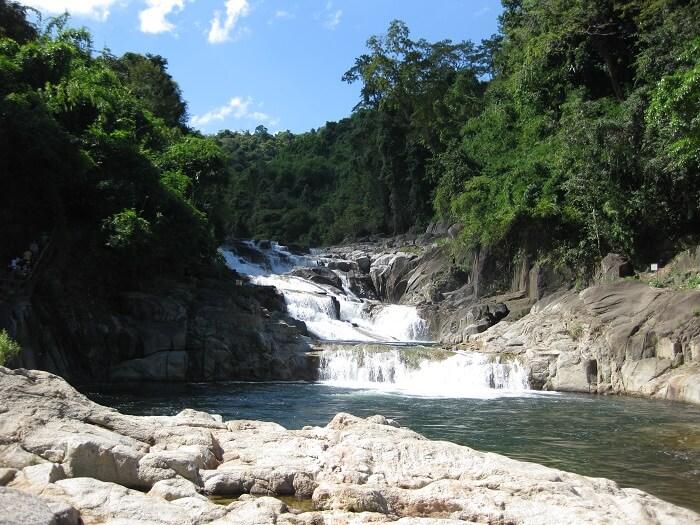 Hot springs, lagoon swimming, mud spas