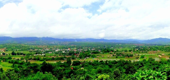 beautiful viewpoint