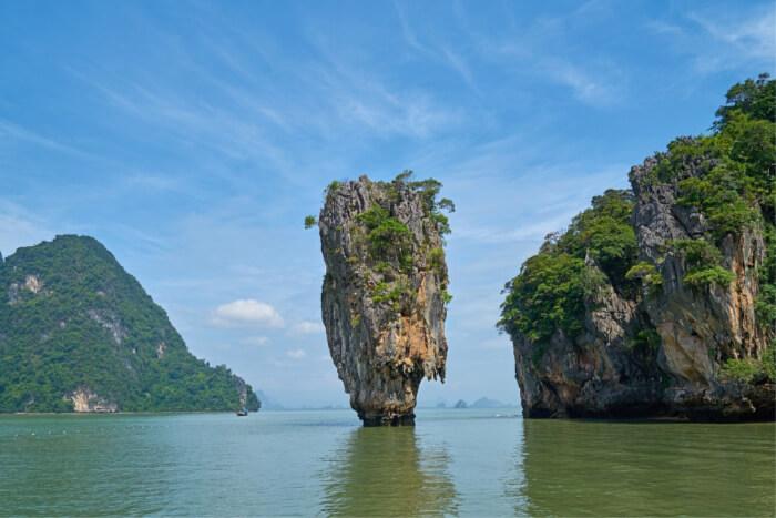 About Phang Nga Bay