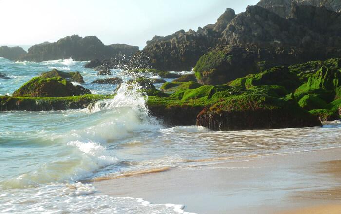 Adraga Beach in Portugal