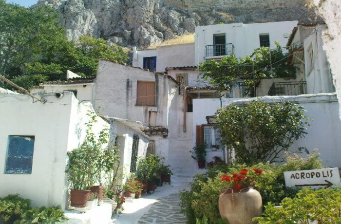 most romantic areas to explore in Athens