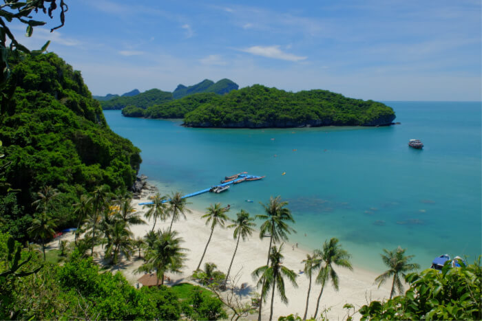Ang Thong Adventure Tour