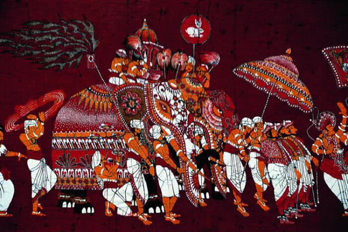 great place for art batiks