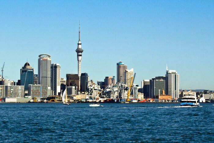 Auckland NYE Celebrations