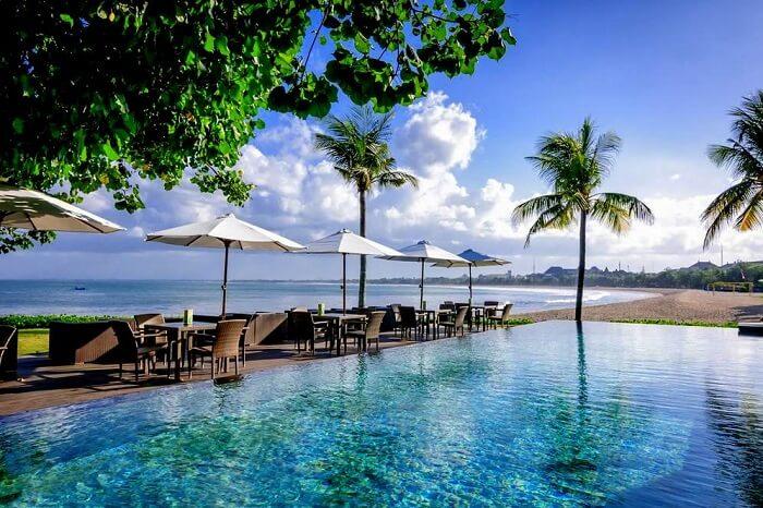 Garden Beach Resort Bali