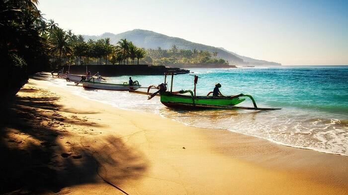 Beaches In Candidasa