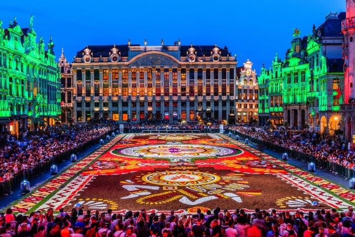 Belgium fest cover