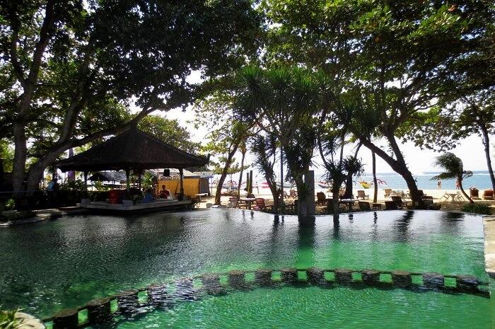 Besakih Beach Hotel Bali
