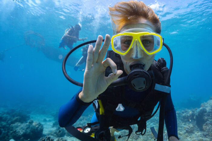 Best Time To Do Scuba Diving In Barcelona