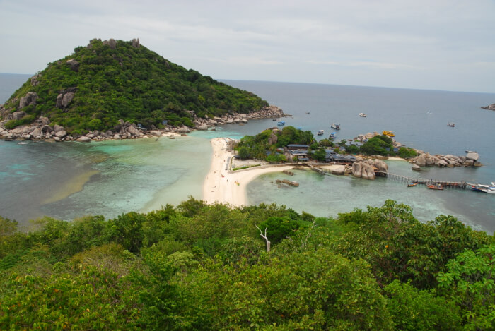 Best Time To Visit Koh Nang Yuan Island