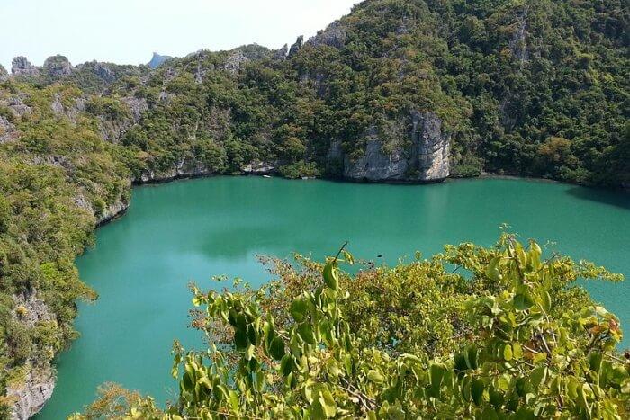 Best time To Visit Mu Ko Ang Thong National Park