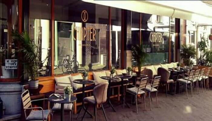 Brasserie Chapter Restaurant