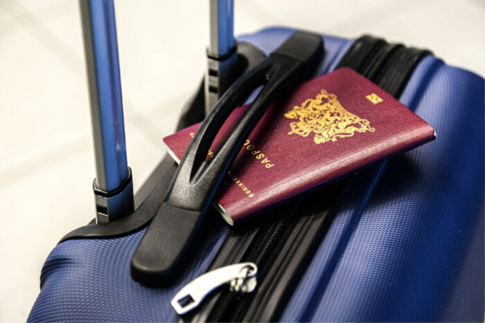 Carry passport photographs if you're applying for visa on arrival