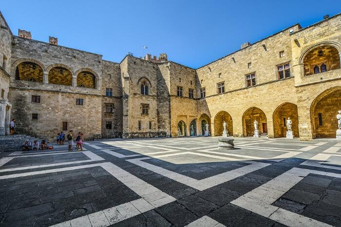 Castle of Rhodes