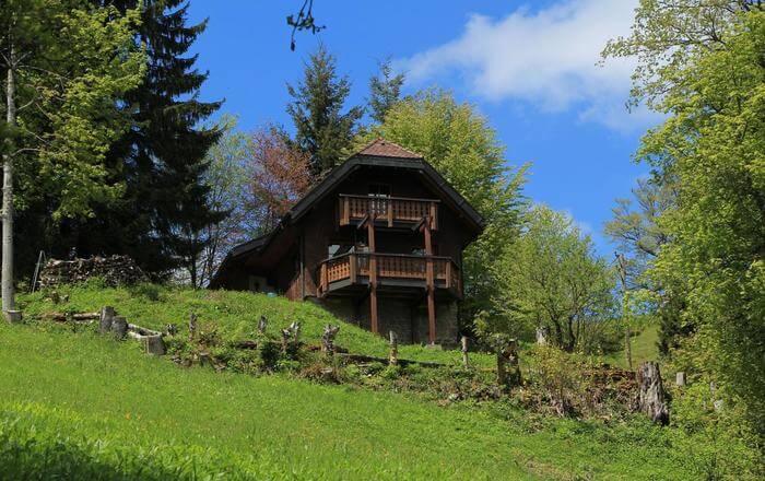 Villa in Forest