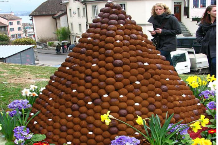 Chocolate Festival Of Mons