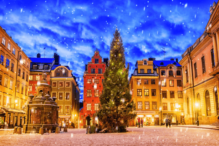 Christmas In Sweden
