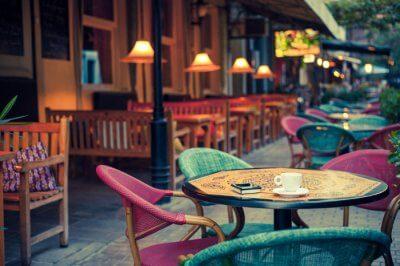 Cover Australian Cafe