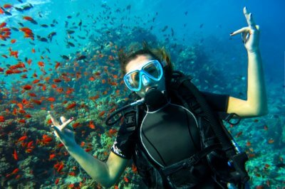 Cover Scuba Diving In Australia